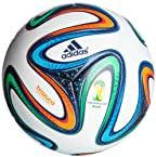 Adidas Brazuca Official Match Football, Size 5