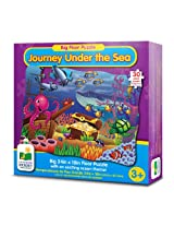 The Learning Journey Big Floor Puzzles - Journey Under The Sea Playset