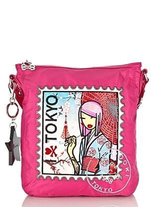 Tokidoki Umhängetasche Nihoa (Pink)
