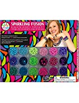 Bead Bazaar Sparkling Fusion Jewelry Making Kit