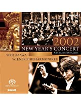 2002 New Year's Concert