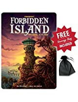 Forbidden Island With Free Storage Bag