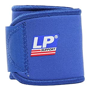 LP Support Wrist Wrap (726), Blue Free Size