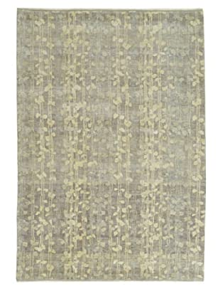 Martha Stewart Rugs Tendrils Rug (Midnight)