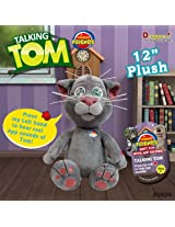 Dragon-i Toys Talking Tom Plush