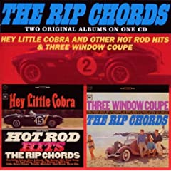 Hey Little Cobra & Other Hot Rod Hits / Three