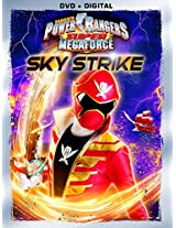 Power Rangers Super Megaforce: Sky Strike [DVD + Digital]