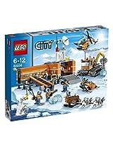 LEGO City:  Arctic Base Camp