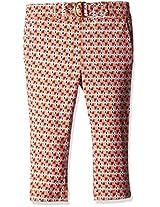 Nauti Nati Baby Girls' Trousers