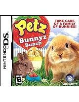 Petz Bunnyz Bunch (Nintendo DS) (NTSC)