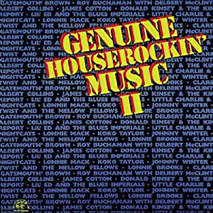 Genuine Houserockin' Music �U