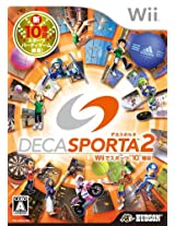 Deca Sporta 2: Wii de Sports 10 Shumoku [Japan Import]