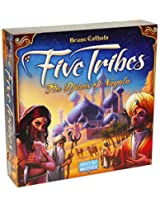 Five Tribes _ The Djinns of Nagala Board Game _ For 2 to 4 Players