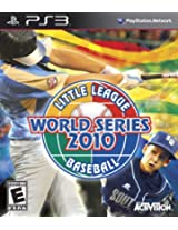 Little League World Series 2010 - Playstation 3