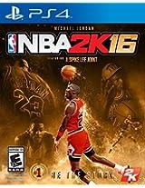 NBA 2K16 (Michael Jordan Special Edition) - PlayStation 4