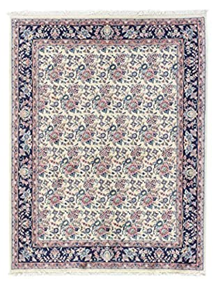 Bashian Rugs One-of-a-Kind Hand Knotted Persian Meshed Rug, Ivory, 5' 10