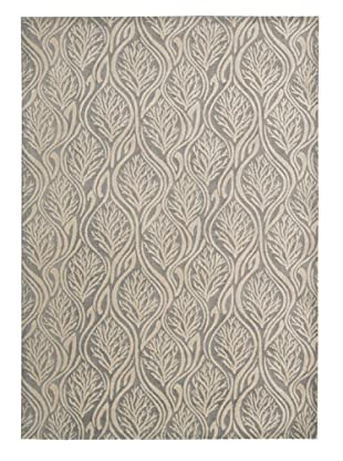 Kathy Ireland Home Paradise Cove Rug (Light Grey)