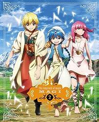 マギ 2【イベントチケット優先販売申込券付】(完全生産限定版) [Blu-ray]