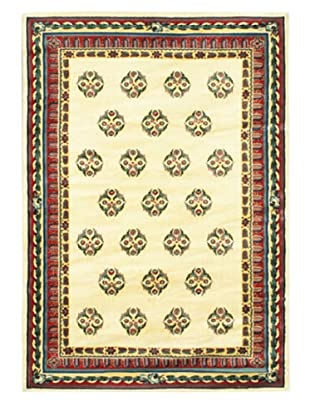 Jardiniere Rug, Light Yellow, 5' 3