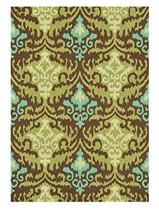 Loloi Rugs Francesca Rug (Brown/Green)
