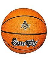 Sun Fly Men's Basketball (7, Orange)