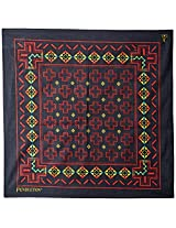 Pendleton Women's Bandana, Pueblo Cross Black, One Size