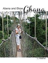 Abena and Ekow in Ghana