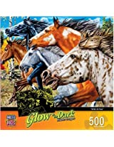 500-Piece Wild and Free Puzzle Art by Steven M. Gardner