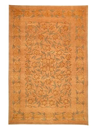 Roubini Tibetani Tibetan Super Fine Collection Rug, Sand, 6' x 9'