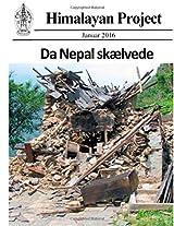 Da Nepal Skaelvede (Sort-Hvid)