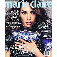 Marie Claire June 2017 小さい表紙画像