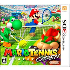 MARIO TENNIS OPEN (}IejXI[v)
