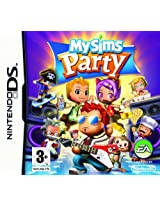 MySims Party - Nintendo DS