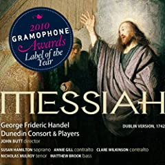 Handel: Messiah (Dublin version, 1742)