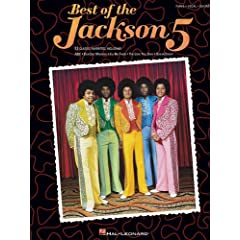 Best of the Jackson 5: Piano-Vocal-Guitar