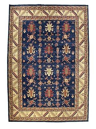 Bashian Rugs Pak Kazak Rug, Blue, 8' 10