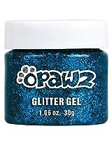 Opawz Pet Color Glitter Gel (Blue)