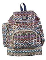 Kalencom Diaper Backpack Ripples Earth