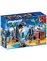 Playmobil Pirate Treasure Island Playset