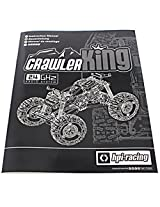 Hpi 1/10 Crawler King * Instruction Manual & Parts List * Exploded View Book