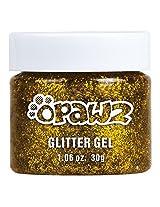 Opawz Pet Color Glitter Gel (Gold)
