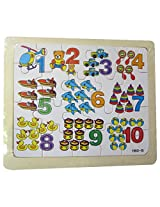 DCS Number Puzzles (7 X 7)IN