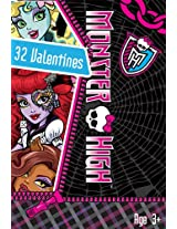 Paper Magic Showcase Monster High Exchange Cards (32 Count)