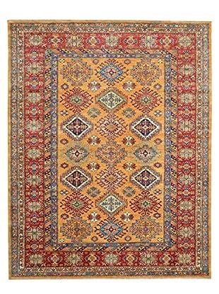 Kalaty One-of-a-Kind Kazak Rug, Gold, 5' 9
