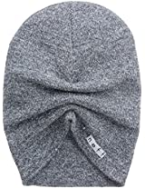 neff Men's Jesse Skull Cap Charcoal Heather/X-Large AD