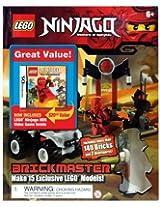 Lego Battles: Ninjago with Lego Ninjago Set (Nintendo DS) (NTSC)