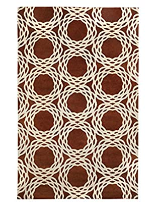 COCOCOZY Princeton Rectangle Hand Knotted Rug