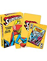 Supergirl Playing Cards