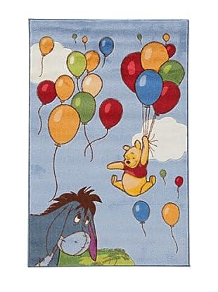 ABC Tappeti Alfombra Disney Comfort Line (Winnie Globos)