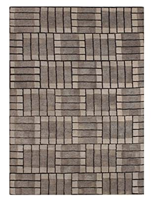 Mili Designs NYC Shadow Rug, 5' x 8'
